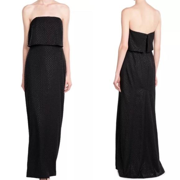 Halston Heritage Dresses | Beaded Gown | Poshmark